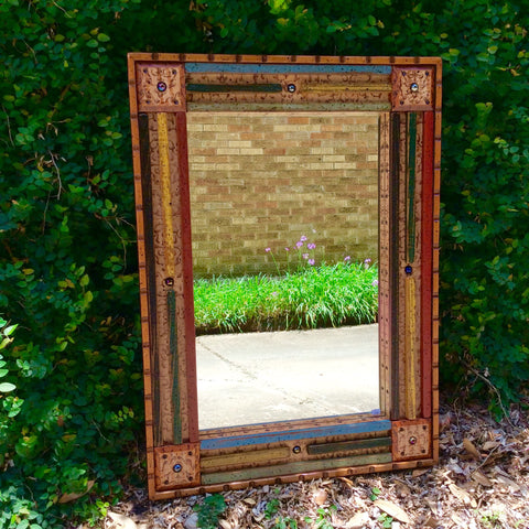 SALE - David Marsh Paco Stick Large Mirror