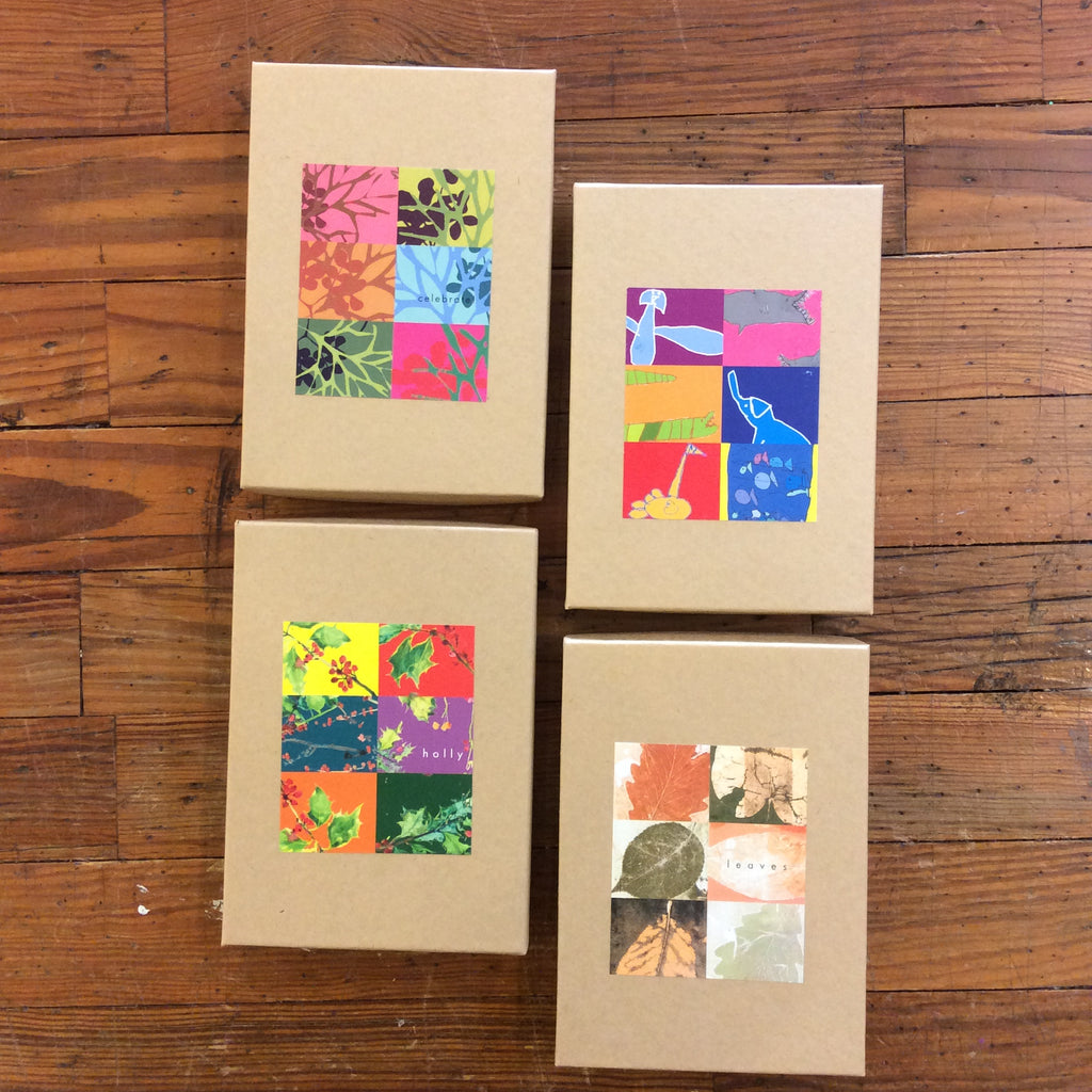 Boxed Stationary Card - Set of 6