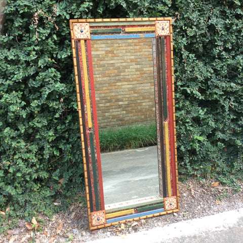 David Marsh Paco Stick Dressing Mirror