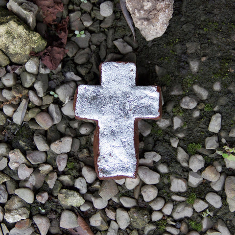 Medium Silver Cross