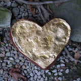 Large Gold Heart