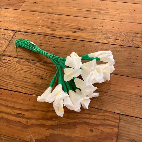 Paper Callalily Bouquet