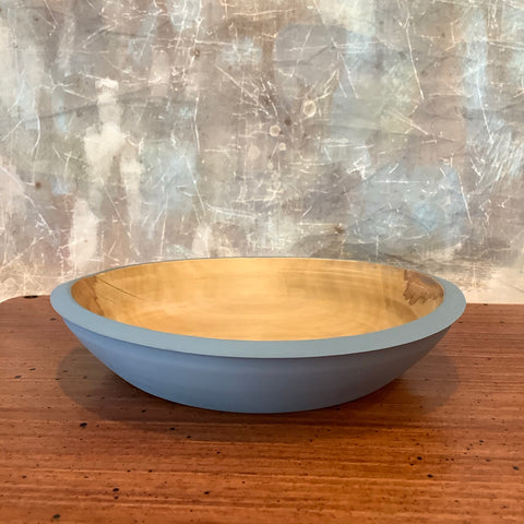 Wood Dish Bowl by John Sumner - Glossy Privet