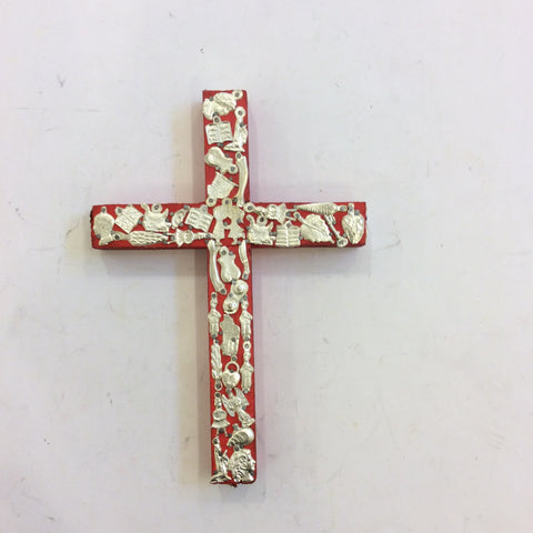 "7""-9"" Large Milagros Cross"