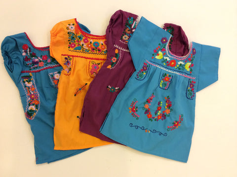 Girls Puebla Dress (Size 1)
