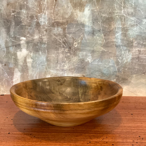 Wood Bowl by John Sumner - Magnolia