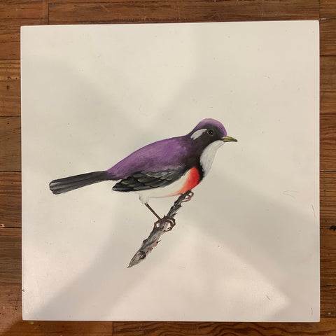 Renato Rivera Bird Painting - 12
