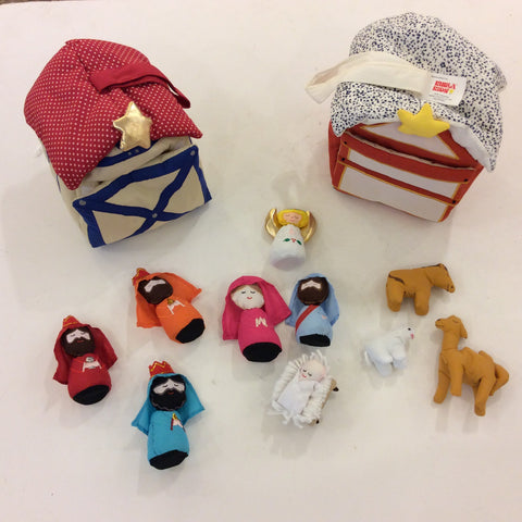 Toy Bag - Nativity