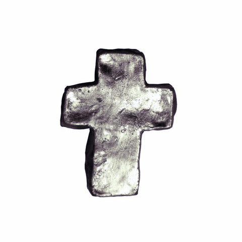 Extra-Extra Large Silver Cross