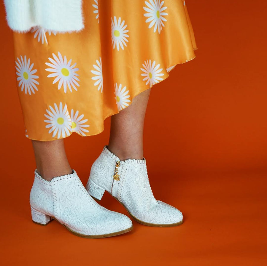 """Daisy"" CCC Ankle Bootie"