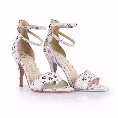 """Flower Power"" Sandal"