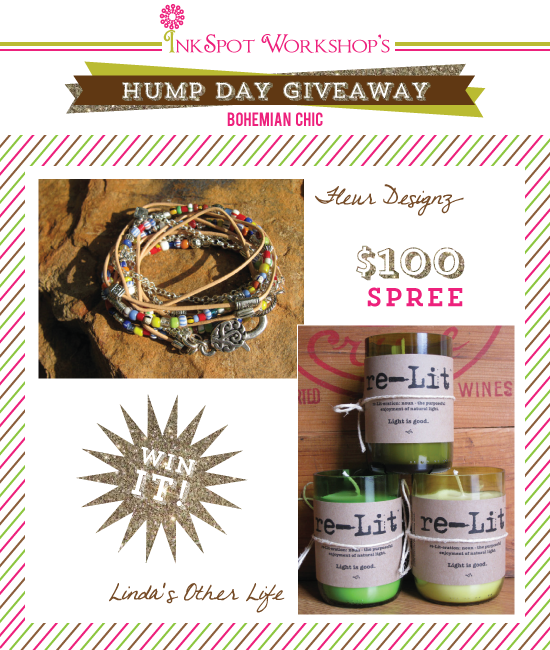 Hump Day Giveaway - Bohemian Chic