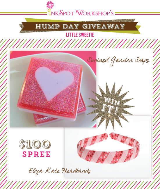 Hump Day Giveaway - For Your Little Sweetie