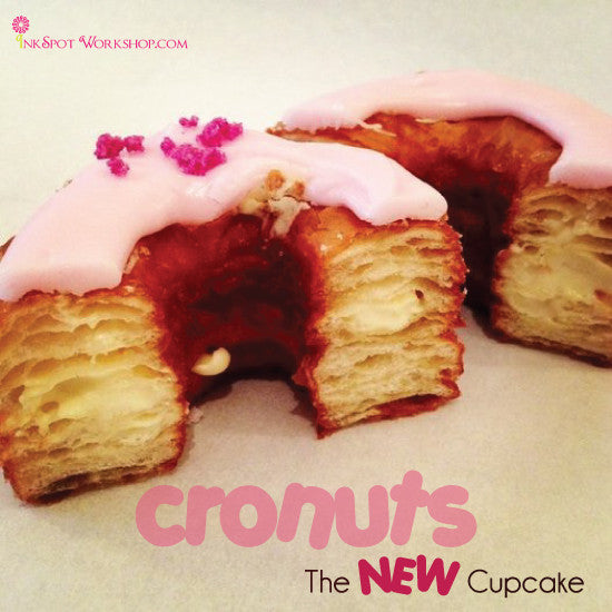 CRONUTS - the new