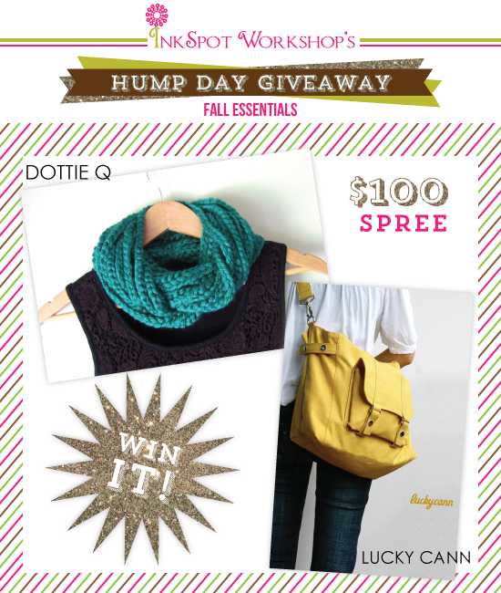 Hump Day Giveaway - Fall Essentials