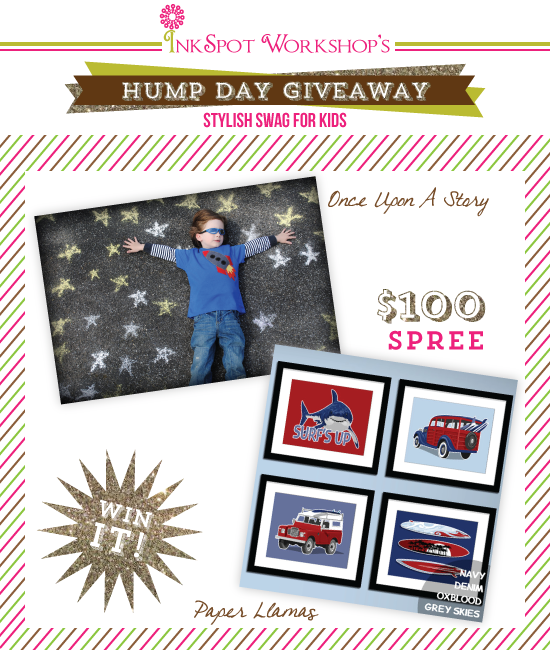 Hump Day Giveaway - Stylish Swag For Kids