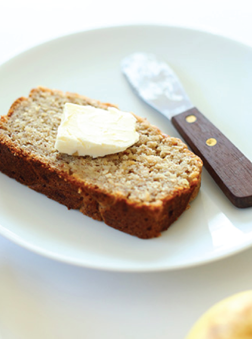 Best Gluten Free Banana Bread EVER