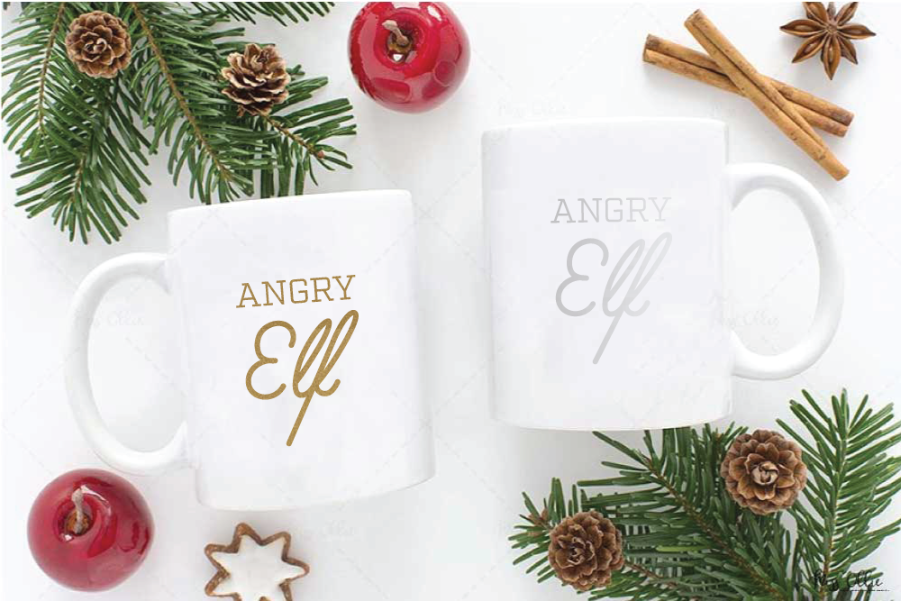 elf the movie mugs angry elf