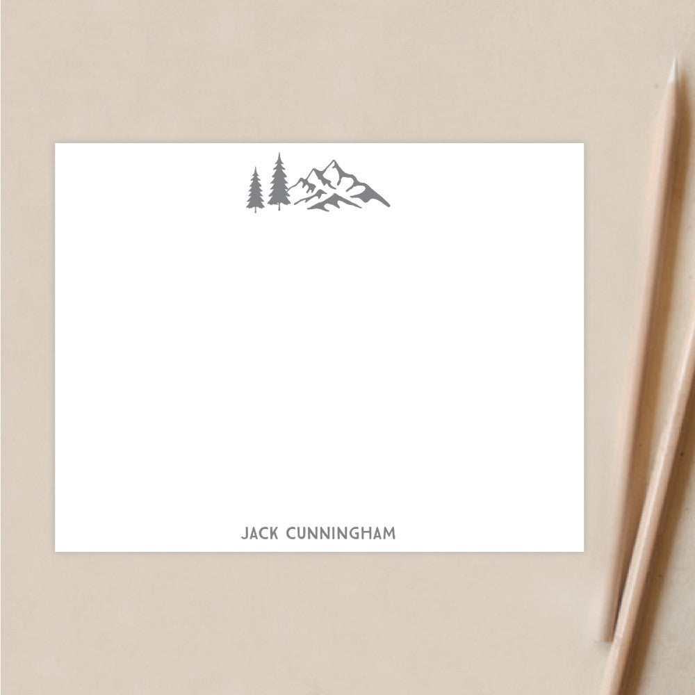 Personalized Stationery | Great Outdoors