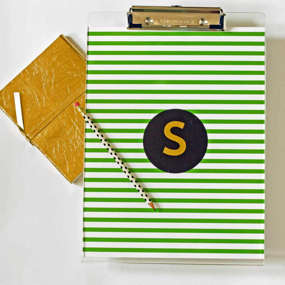 personalized Clipboards