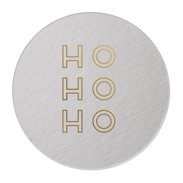 Holiday Coasters Ho Ho Ho