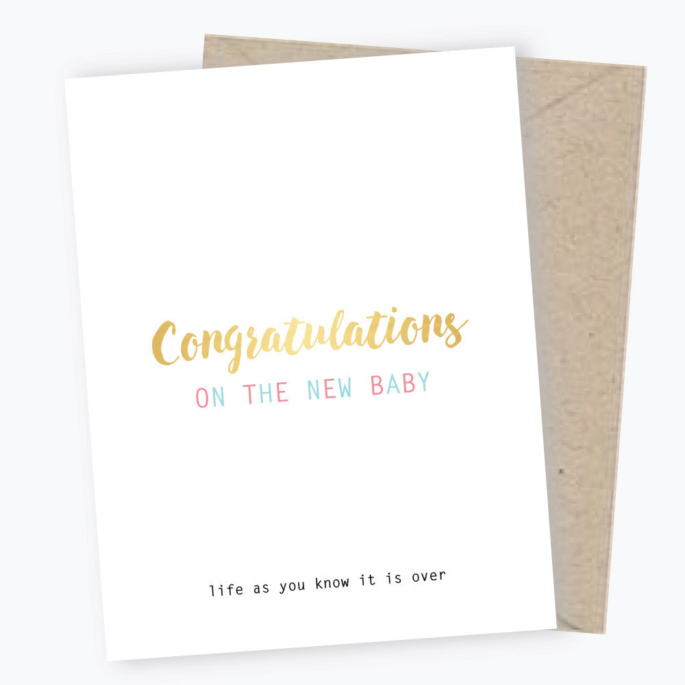 New baby card congratulations congratulations new baby card kristyandbryce Images