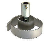 Spiral Supreme Saw Blade with Hub