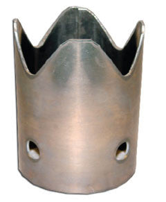 "6""-8"" Aluminum Crown"