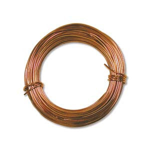 Aluminum Wire 18ga Round COPPER 39ft