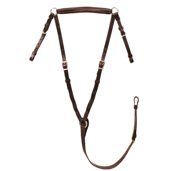 Walsh Breastplate with Elastic