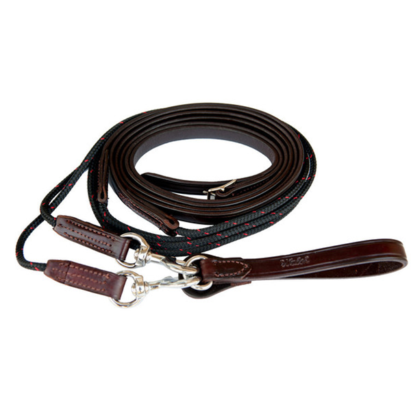 Walsh Draw Reins With Rope Walsh Horse Products Buy Now Online