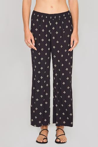 Amuse Coasting Along Pant, Black Sands - Ella J Boutique