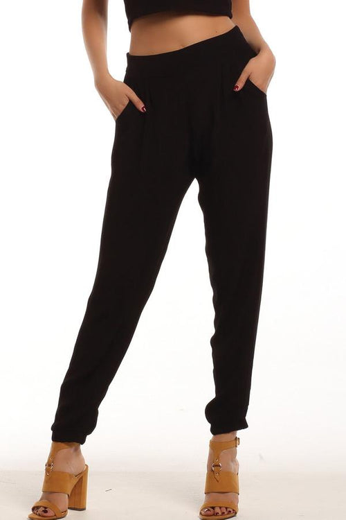 Lucy Love Paris Pant - Black