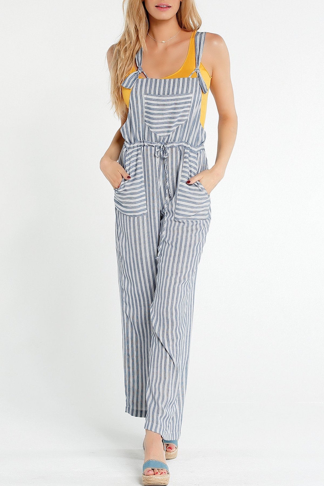 Lucy Love Portino Overall - Ella J Boutique