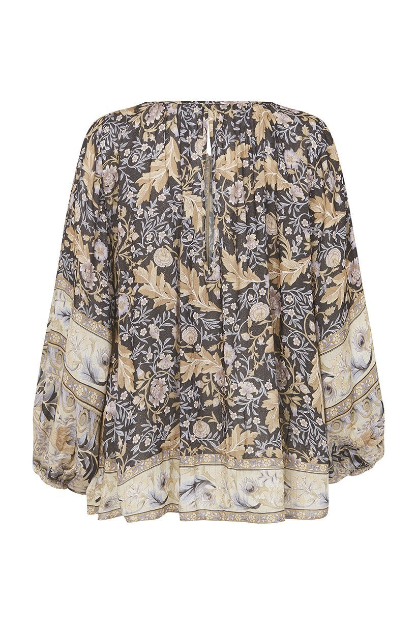 Spell Oasis Blouse Nightshade