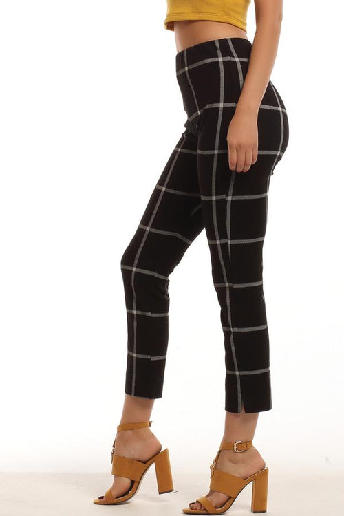 Lucy Love Nob Hill Trouser - Black
