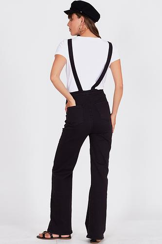Amuse Paloma Jumper (Jumpsuit) - Black - Ella J Boutique