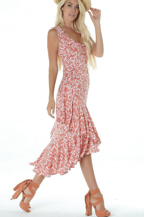 Lucy Love Camilla Dress - Sayulita