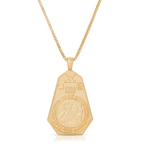 Joy Dravecky The Antiquity Pendant Necklace
