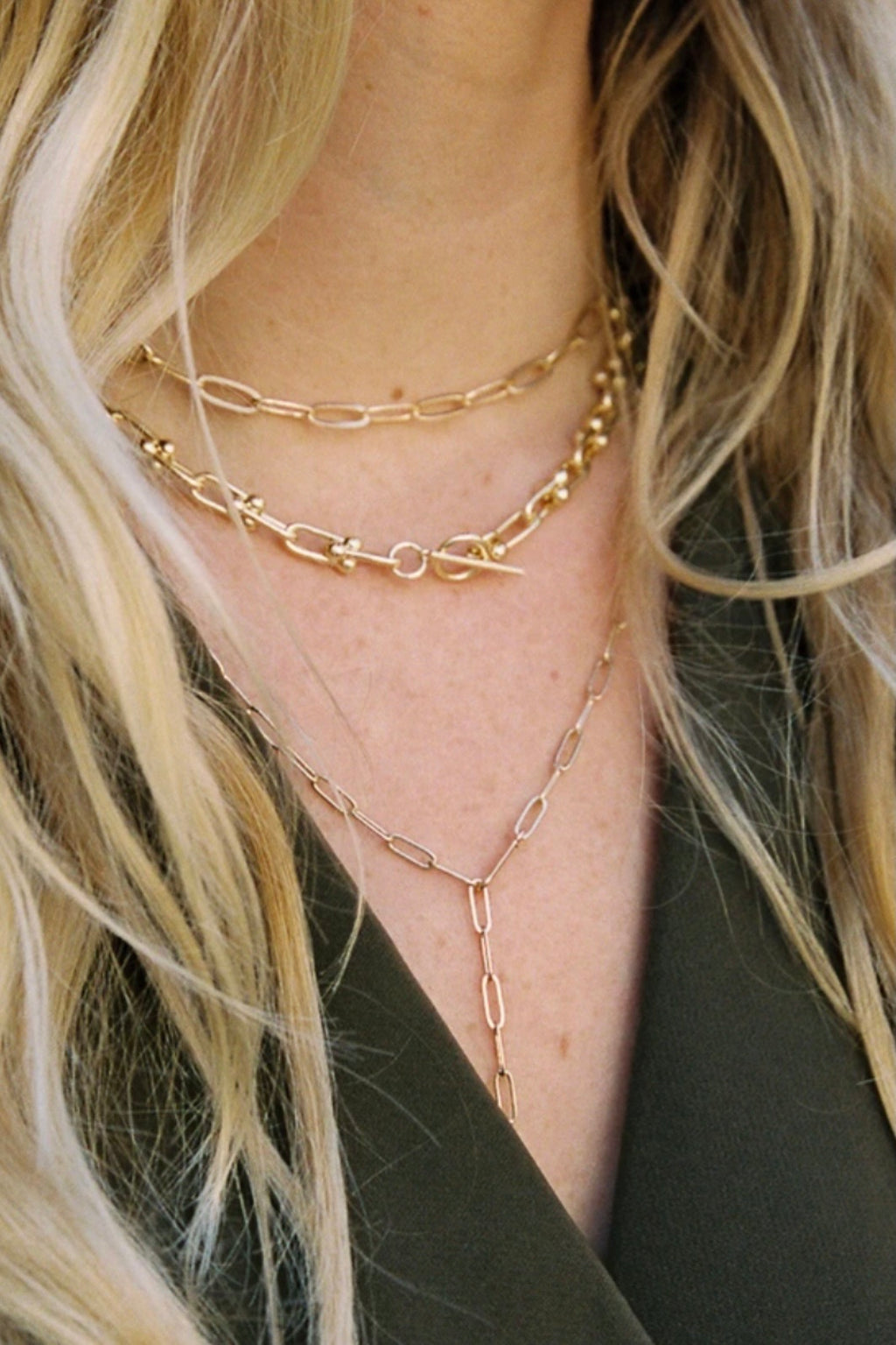 May Martin Khloe Necklace
