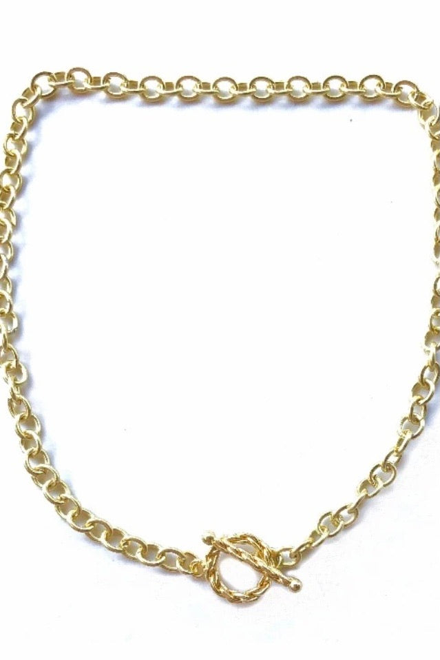 Nikki Smith Reese Chain Necklace