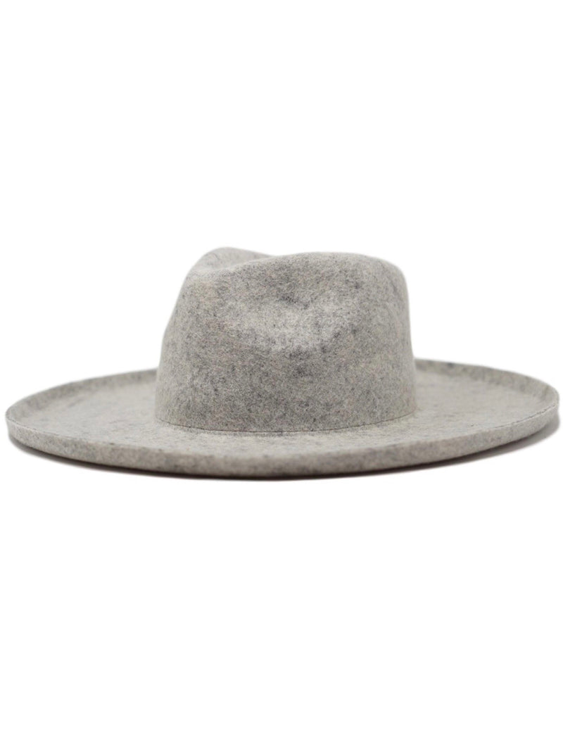 Olive & Pique Lenny  Hat Heather Grey