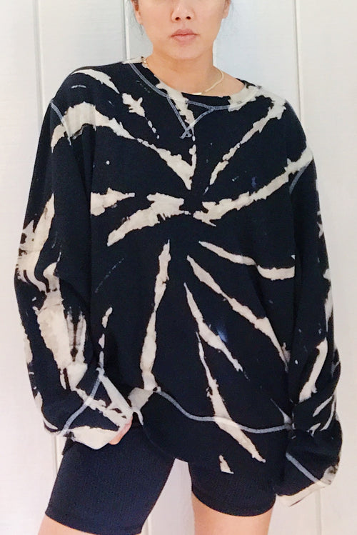 Unisex Upcycled One Of Kind Sweatshirt #12