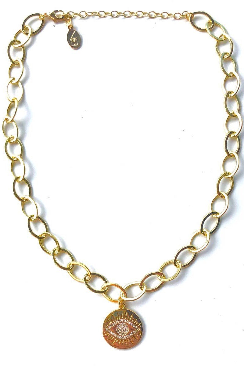 Nikki Smith Naomi Gold Choker