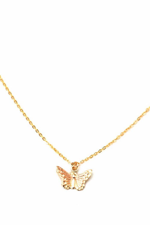 May Martin Butterfly Necklace
