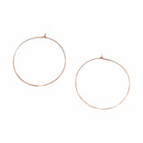 Moyen Circle Hoops- Medium
