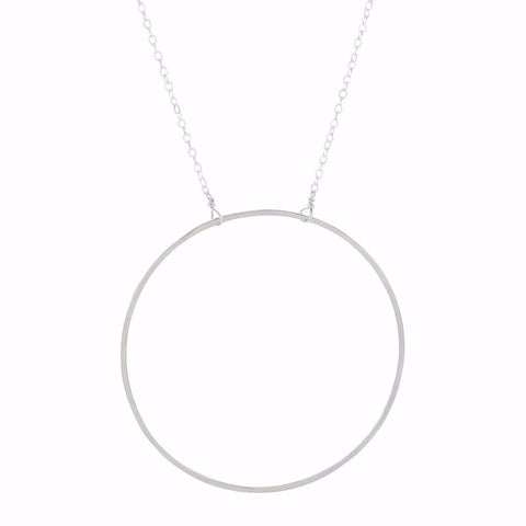 Grande Circle Necklace