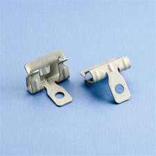 H Hammer-On Flange Clip, Side Mount