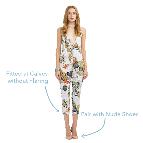 700ea0d8e08 How to Look Taller  Style Tips Every Petite Women Should Know  2 — Jumpsuit
