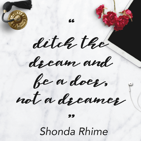 4 Graduation Quotes & Speeches by Extraordinary Women That You Should Play in Endless Loop, including J.K. Rowling, Shonda Rhimes, Ellen Degeneres, and Sheryl Sandberg. MADEIRA Petite Women's Clothing